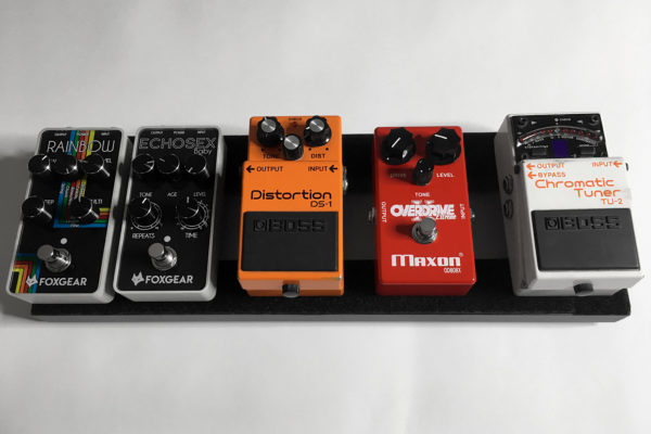 Guitar Pedalboard Mini Hosa